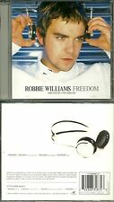 CD MAXI SINGLE - ROBBIE WILLIAMS : FREEDOM