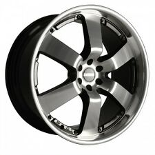 "4 x 20"" DARE OUTLAW ALLOY WHEELS FIT NISSAN NAVARA, PATHFINDER, XTERRA"