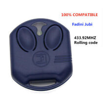 Fadini Garage Door replacement Remote RFI05 Astro 43/2 Piccolo 2 Button 433.92MH