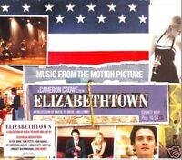 ELIZABETHTOWN (BOF) 2005 (CD) Tom Petty, Elton John,...