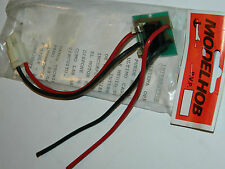 vintage MODELHOB interrupteur SWITCH cable KABEL rc parts INTERRUPTOR fuse