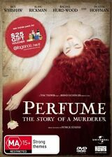 PERFUME - THE STORY OF A MURDER (DVD, 2007) (RARE) REGION 4