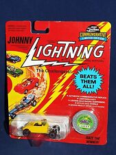 Johnny Lightning Commemorative Limited Edition  Classic '32 Roadster Yellow
