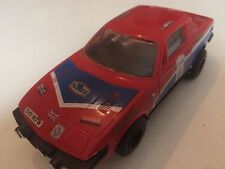 TR7 VINTAGE OLD SCALEXTRIC MODEL TOY SLOT RACING CAR  ZT