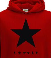 Juko David Bowie Blackstar We Can Be Heroes 1363 Hoodie