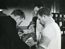 FERNANDEL CARL  STUDER  BLAGUES DANS LE COIN 1963 VINTAGE PHOTO ORIGINAL