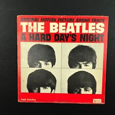 "BEATLES ~ A Hard Day's Night ~ UA United Artists 3366 ~ VINYL LP 12"" Record"