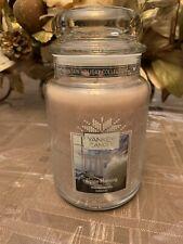 Yankee Candle Large 22 Oz Classic Jar - Alpine Morning