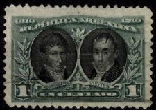 [Z5] Argentina 1910 Mi 138 Nicolá Rodriguez Pena & Hipolito Vieytes