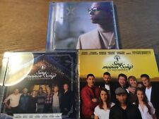 Xavier Naidoo [4 CD Alben] Nicht Welt + Sing meinen Song 2 3 + Weihnachtskonzert