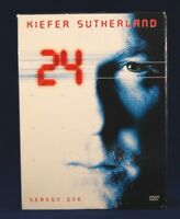24 - Season 1 (DVD, 2009, 6-Disc Set) Keifer Sutherland Dennis Haysbert