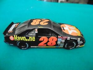 Quartzo Die Cast Car, 1/43 Scale, Davey Allison #28 Texaco Havoline, Ford (New)