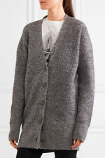 NEW Equipment Gia Cashmere Cardigan in Gray - Size S