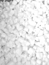 Packing Peanuts Shipping Static Loose Fill 22 Gallons 3 Cubic Feet White