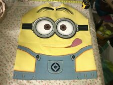 Minion Dave Despicable Me 2 Movie Foam Funny Adult Size Small Halloween Costume