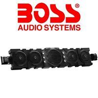 "Boss Audio 40"" Reflex UTV Soundbar Bluetooth 1000w Speaker System Yamaha"