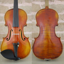 "New Guarneri Del Gesu 1742 ""Lord Wilton"" Violin European Spruce Handmade #521"