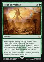 MTG Magic - (R) Hour of Devastation - Hour of Promise - NM/M