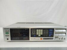 RARE Sony FM Stereo FM-AM Receiver STR-VX750 WORKS