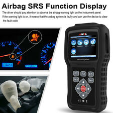 AD610 Elite ABS SRS Airbag SAS Engine Diagnostic Scanner OBD2 Code Reader Tool