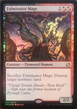 Mage Fulminateur PREMIUM / FOIL - Modern Masters Fulminator Mage - Magic Mtg