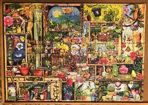 """The Gardener's Cupboard"" 1000-piece Ravensburger puzzle"