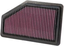 33-2961 K&N Replacement Air Filter HONDA CR-V 2.0L-L4; 2007-2012 (KN Panel Repla