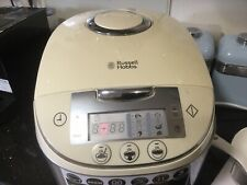 Russell Hobbs Multi-Cooker 21851 With Manual Immaculate 5L 900W COMPACT Cooker