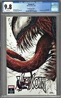 Venom #1 CGC 9.8 Kirkham TRADE Variant COVER A