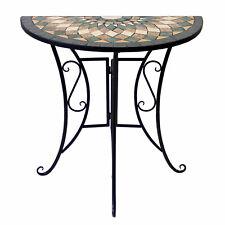 Tisch Halbrund In Gartentische Gunstig Kaufen Ebay