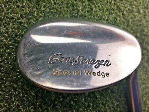 """Wilson R-20 Gene Sarazen Special Sand Wedge RH / Stiff Steel ~35"""" / Nice /mm9575"""