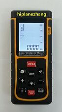 80m262ft Handheld Laser Distance Meter Range Finder Area Volume Measure E80