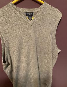 Grey Dockers Sweater Vest