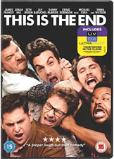 This Is The End - DVD Region 2