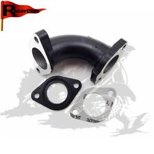 26mm Collettore di aspirazione Per 110 125 140cc Lifan YX Engine Pit Dirt Bike