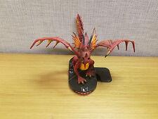 Wizkids Mage Knight Rebellion Great Fire Dragon, Nice shape!