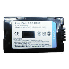 CGR-D08 D08S Replacement Battery for PANASONIC PV-GS15 PV-VM202 VDR-M10 VDR-M20