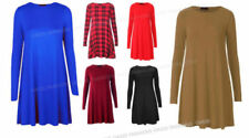 Unbranded Viscose Machine Washable Regular Size Dresses for Women