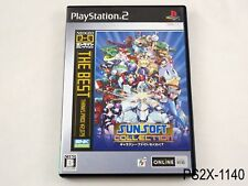 Sunsoft Collection Neogeo Online Bst Playstation 2 Japanese Import PS2 US Seller