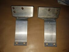 VAUXHALL CHEVETTE HS HSR GP 4 WORKS DTV LAMP BRACKETS RALLY 16V PAIR FOR CIBIES