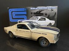 """Shelby Driving School 1965 Shelby Gt 350 ACME 1 Of 99 """" Dirty / Raced Version """""""