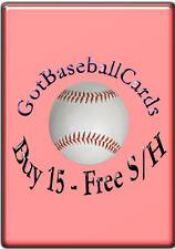 2011 Topps Pro Debut Baseball #1-250 - Finish Your Set *GOTBASEBALLCARDS