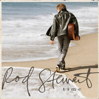 Rod Stewart : Time CD Deluxe  Album (2013) Incredible Value and Free Shipping!