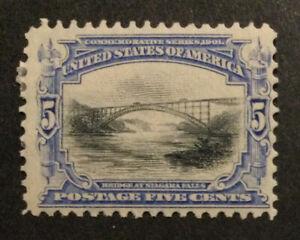 TDStamps: US Stamps Scott#297 Mint H OG