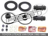 Cylinder Kit For Toyota Liteace Van Cr2# (1992-1996)