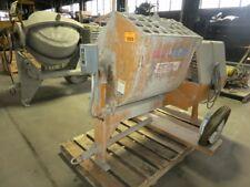 Gilson 1-1/2 Bag Batch Type Mortar Mixer 2 hp, 220/440v, 3ph Gas engine Included