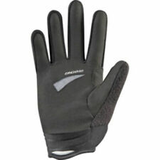 Louis Garneau Black Bromont Jr Cycling Glovess Size Junior Medium