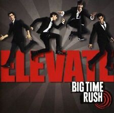Big Time Rush - Elevate [New & Sealed] CD