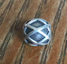 New Chamilia Spacer Or Bead Charm In 925 Sterling Silver