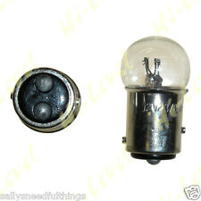 Universal Motorcycle Car Scooter Stop & Tail Bulb 12V 23/8W Small Head